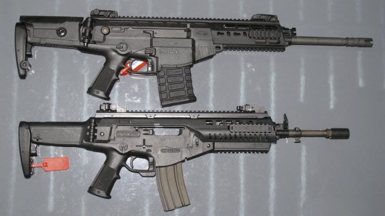 ARX 160 A3 model version ARX 200 battle rifle