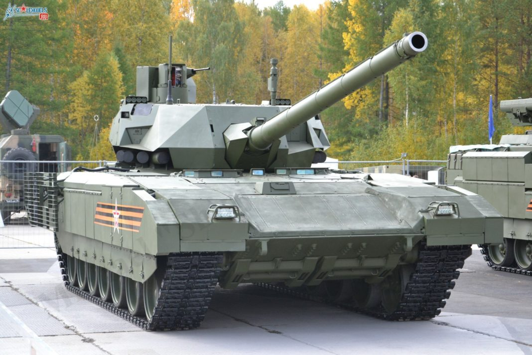 t-14 armata t 14 mbt main battle tank carroarmato russo russia russian