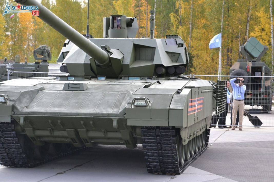 t-14 t 14 armata mbt main battle tank russia russo russian