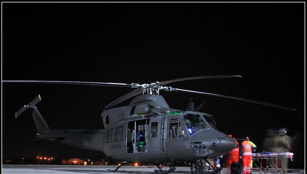 ab 412 rimini aviazione esercito