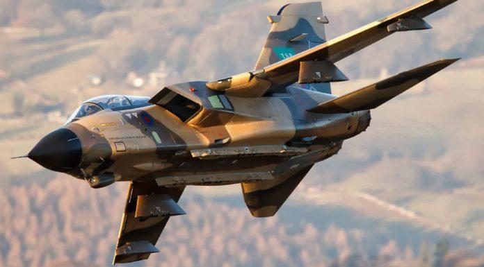 Panavia Tornado velivolo mrca aeronautica militare italiana air force italian