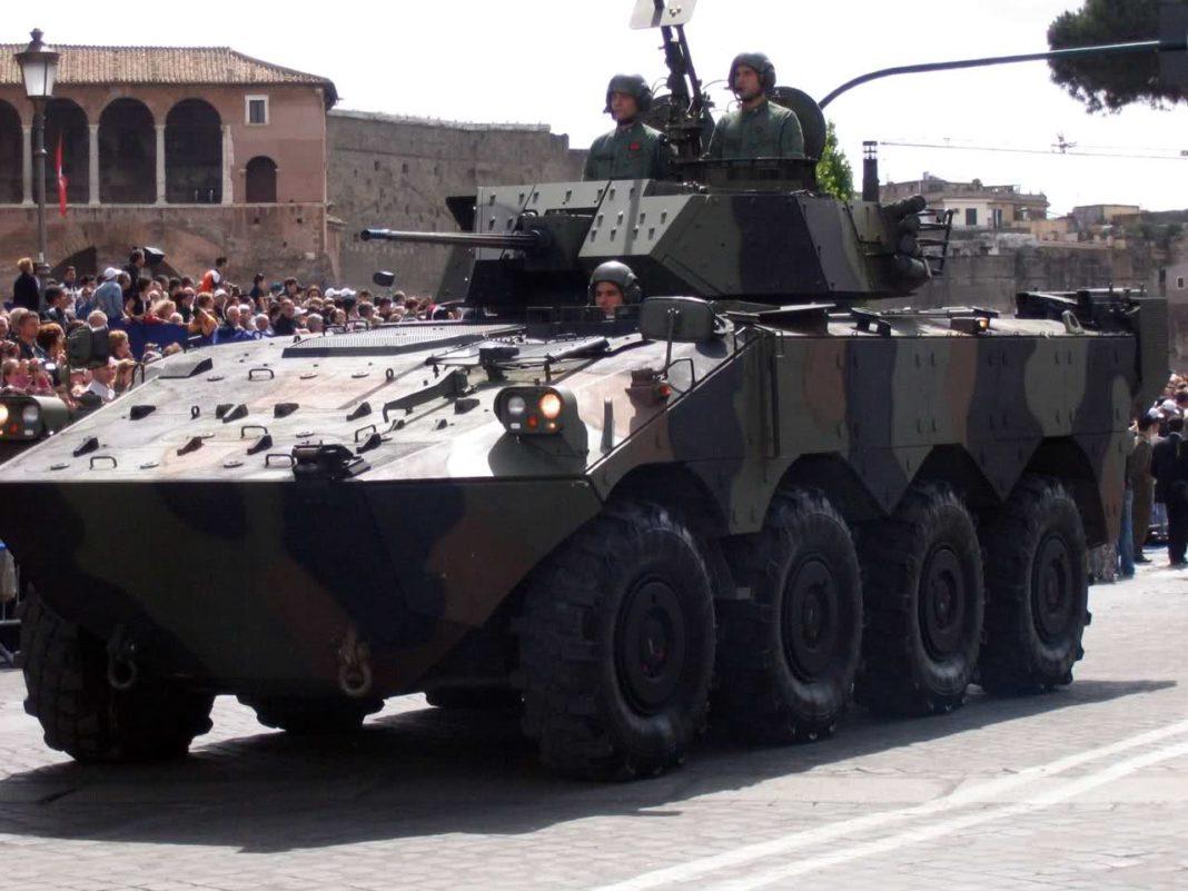 vbm freccia ifv italian army esercito italiano