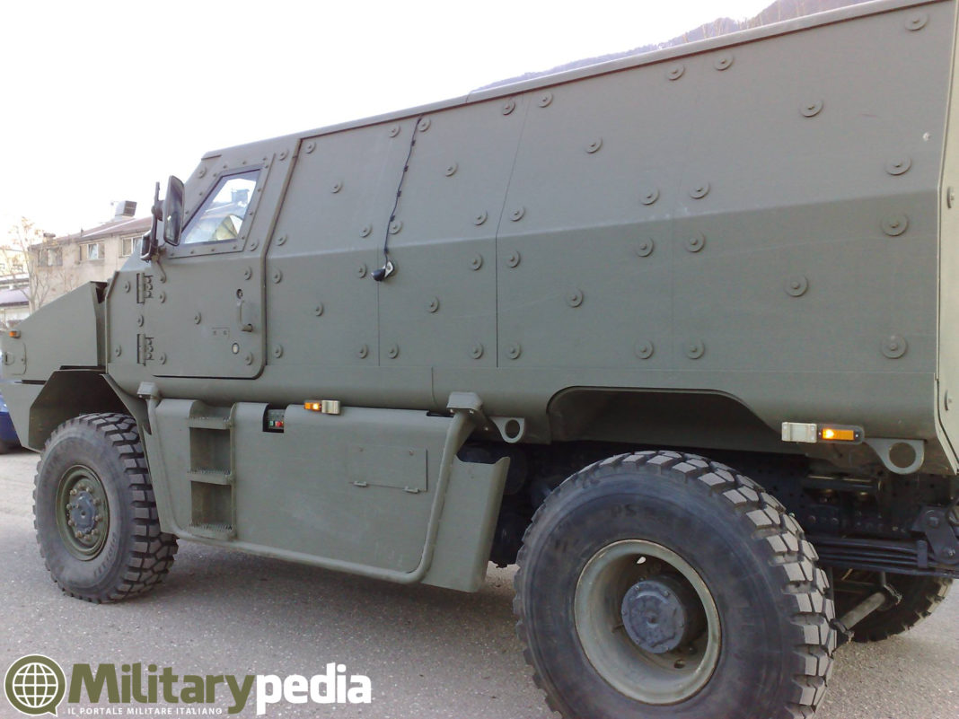laterale lateral vtmm orso iveco