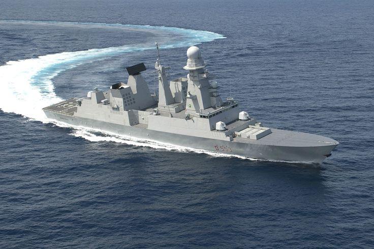 Cacciatorpediniere Andrea Doria - Militarypedia