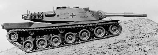 kpz 70 Kampfpanzer-70 mbt 70