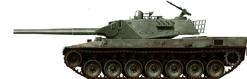 kpz keiler guilded leopard prototipo prototype tank mbt