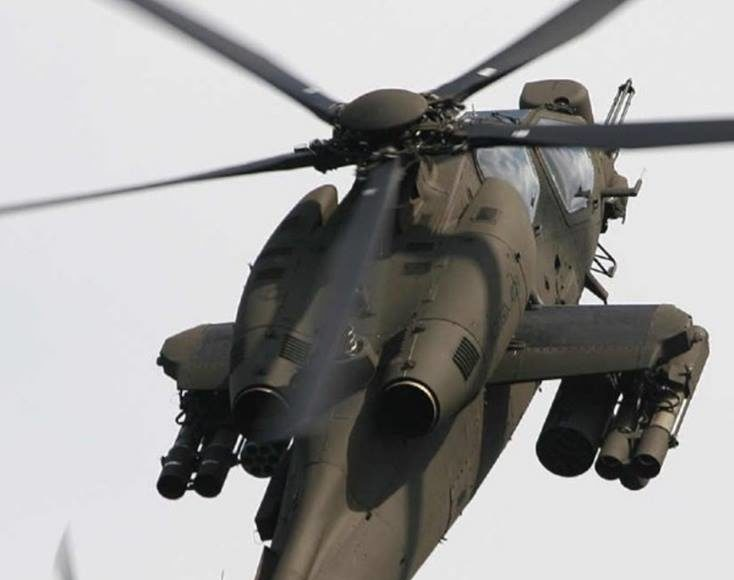 signature IR mangusta aw129 augusta westland guerra elettronic electronic warfare infrared infrarosso