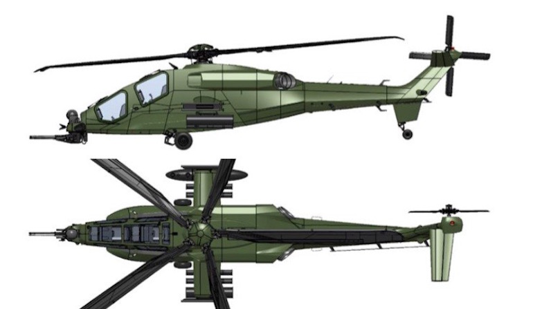 AH-249A mangusta leonardo aves esercito italiano nees new next generation helicopter attack exploration escort