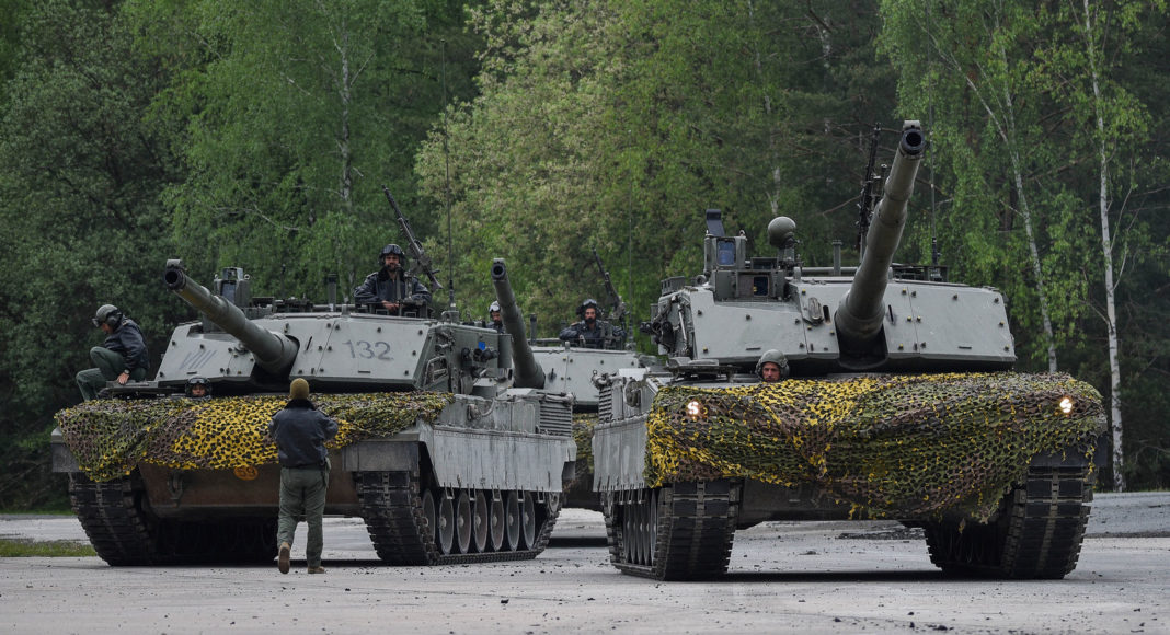 c1 ariete mbt tanks strong europe tank challenge 2016 may maggio