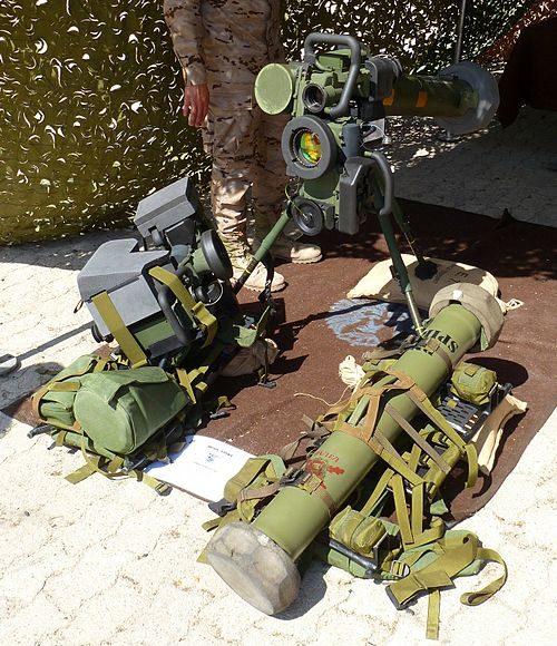 spike lr long range spanish army