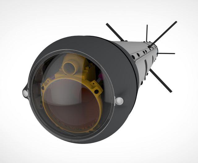 il missile spike LR II della rafael