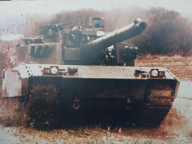 prototipo leclerc prototype amx amx-56