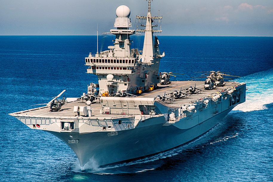 Portaerei cavour militarypedia - Cavour portaerei ...