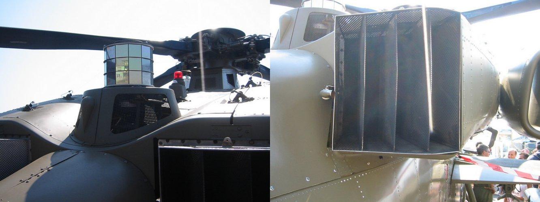 infrared jammer mangusta aw129 analq 144 infrarosso guerra elettronica electronic warfare