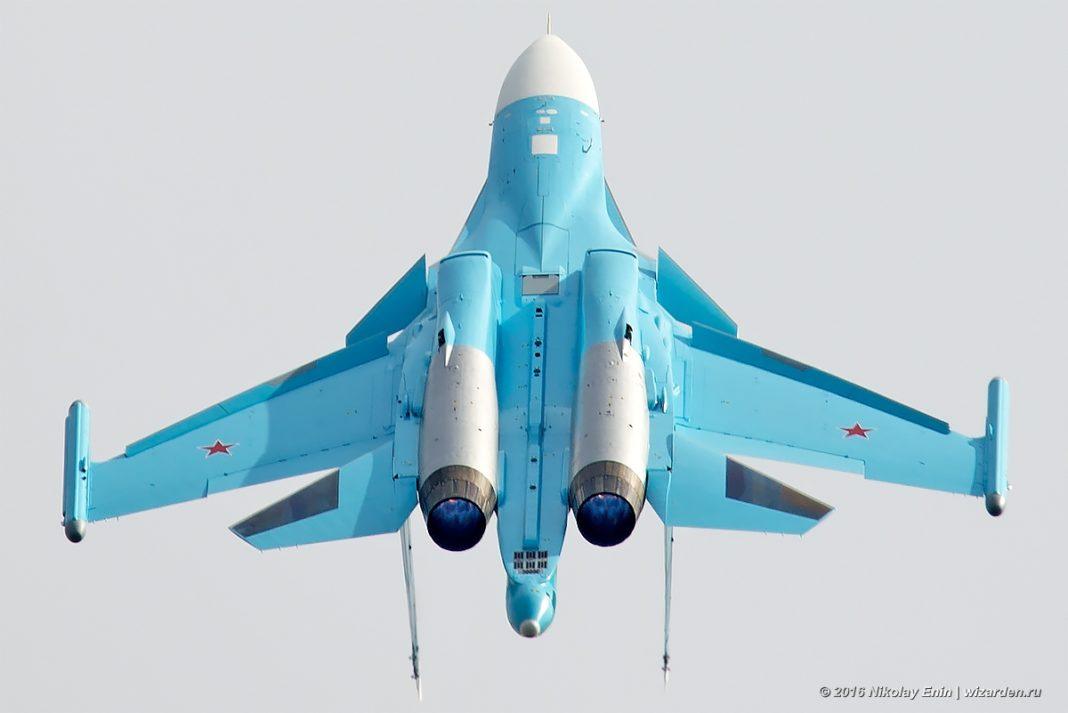 Su-34 su-32 fullback cy-34 cy-32