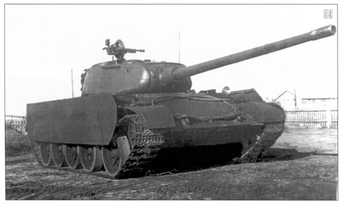 t-44-100 gun su-100