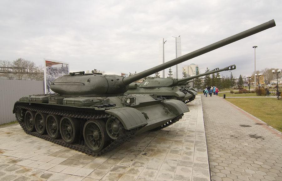 t-54-1 prototype