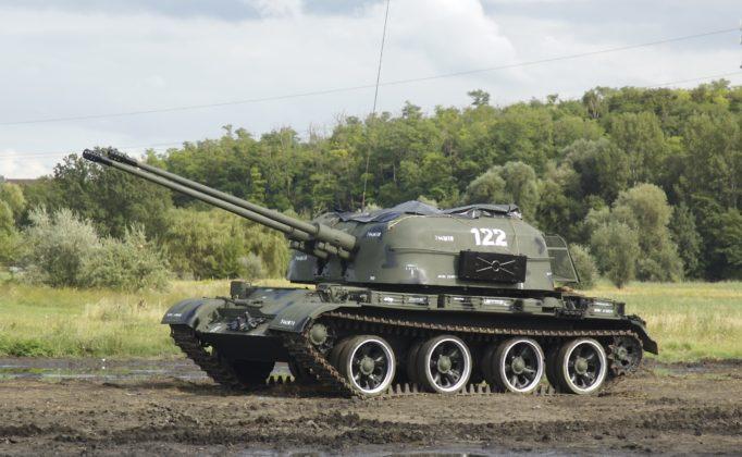 SPAAG ZSU-57-2