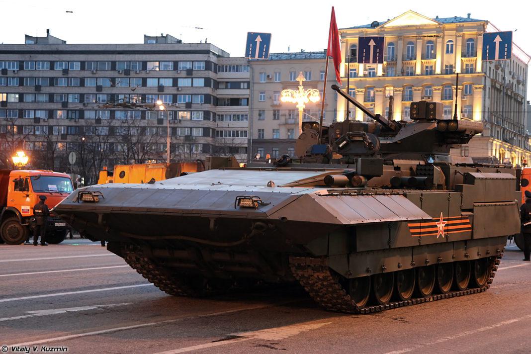 t-15 armata hifv