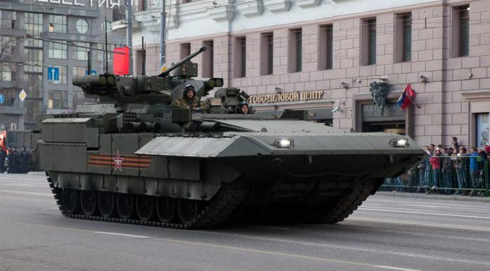 T-15 Armata BMP esercito russo mezzo veicolo corazzato blindato