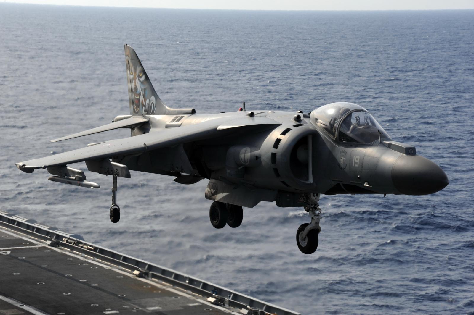 AV-8B Harrier II Plus - Militarypedia