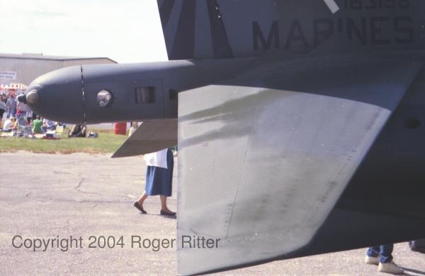 laser warning reciver harrier av8b marina militare