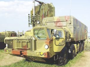 sa-20 grumble S-300PMU2 Favorit 54K6E2 C-300 command post posto comando