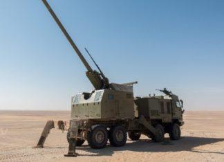 NoraB52 serbia UAE howitzer obicesemovente