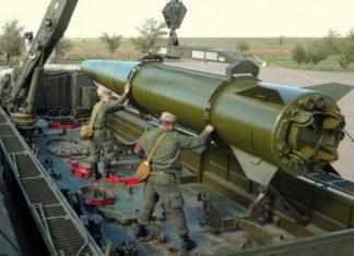 missile balistico, iskander-m, ss-26