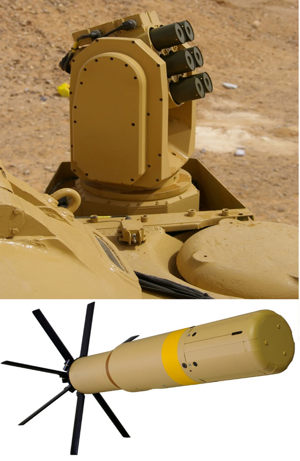 leds-150 active protection system