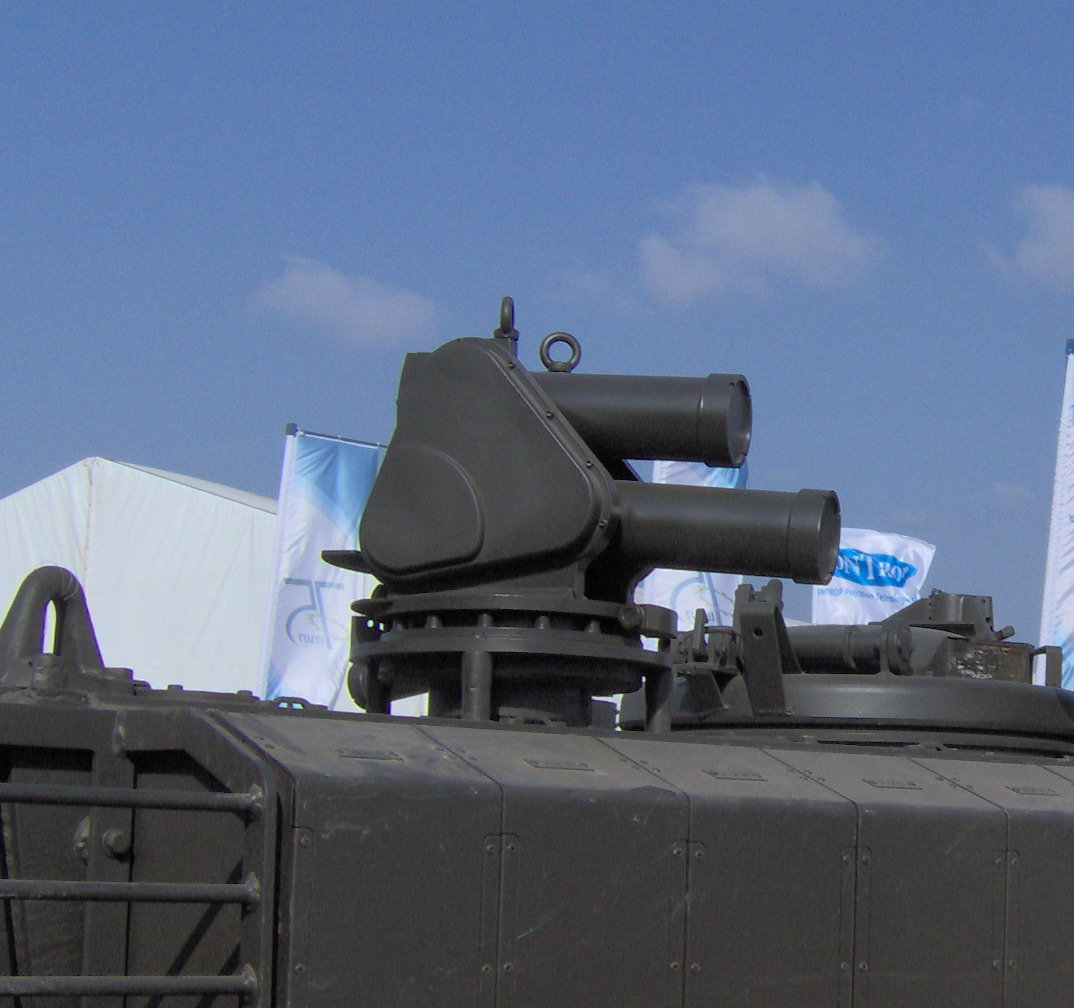 iron fist aps active protection system