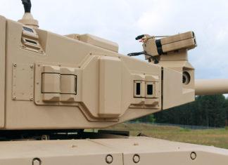 leopard 2 active protection system ads sistema di protezione attiva hardkill softkill sensori sensors