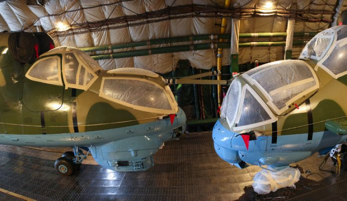 an 124 mi-24 hind antonov