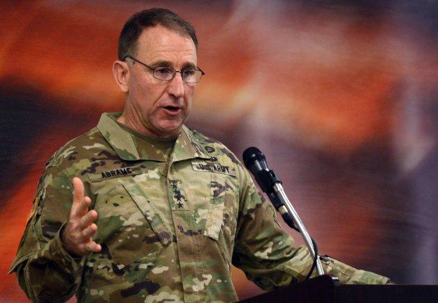 generale Robert Abrams
